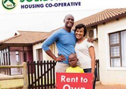 Solidarity Housing Co-operative web design