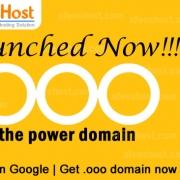 .ooo Domain Name Registration