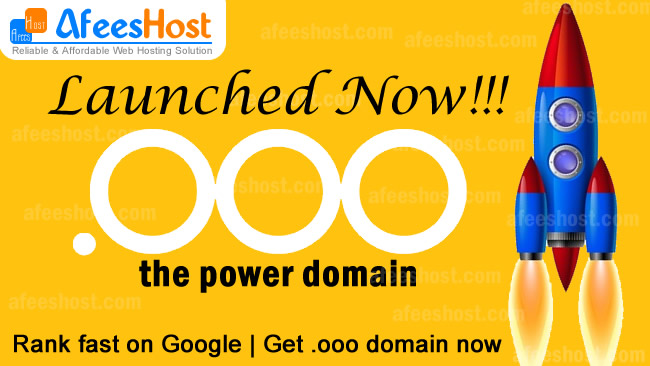 .ooo Domain Name Registration